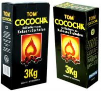 TOM Cococha Natural coal 3kg yellow