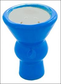 Deluxe Tobacco bowl (huge capacity) light blue