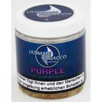 Ultimate Tobacco purple - flowers 150g Shisha Tobacco (Ultimate) CAN