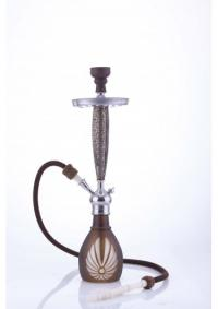 Aladin Origins Shisha - Numea - brown-green ca. 48 cm