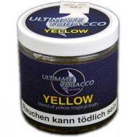 Ultimate Tobacco Yellow - gelbe Früchte 150g Shisha Tabak (Ultimate) DOSE