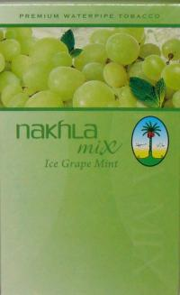NAKHLA MIX Shisha Tabak Ice grape 50g