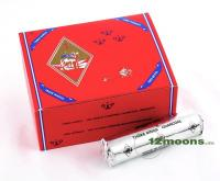 Three Kings 33mm (Box 100 Pieces) Shisha charcoal
